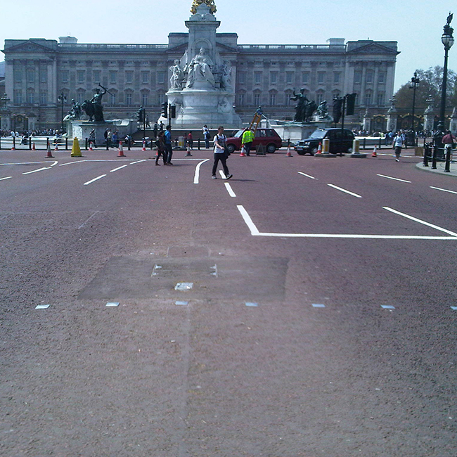 buckingham palace ip68