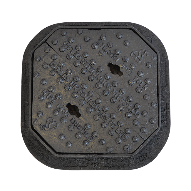 nal ductile iron cover